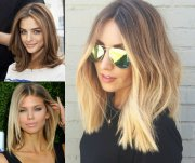 casual mid length hairstyles 2017