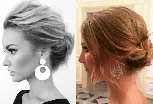 cute short hair updo hairstyles you can style today