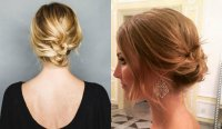 Cute Short Hair Updo Hairstyles You Can Style Today ...
