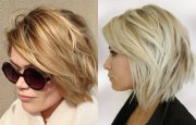 super cool layered hairstyles