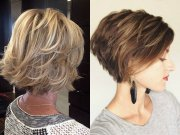 layered bob haircuts ideas