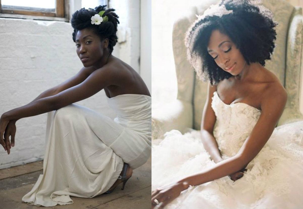 Get To Know Natural Hair Wedding Hairstyles 2017 Hairdrome Com