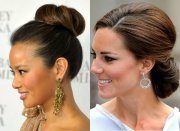 6 top trendy updo hairstyles 2017