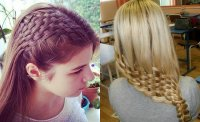 Awesome Basket Weave Braids Hairstyles | Hairdrome.com