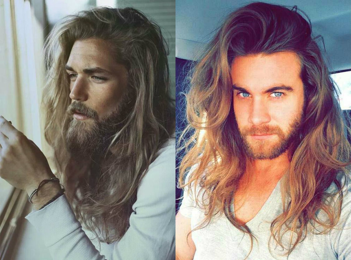Best Sexy Long Hairstyles For Men 2017  Hairdromecom