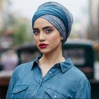 Jaw-Dropping Head Wrap Hair Accessories & Styles ...