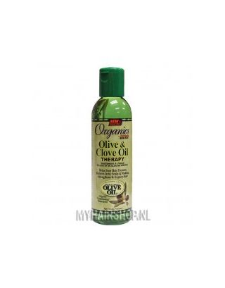 Africa's Best Organics Olive & Clove Oil Therapy Hair & Scalp Treatment 6oz