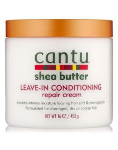Cantu Shea Butter Leave In Conditioning Repair Cream 453 Gr