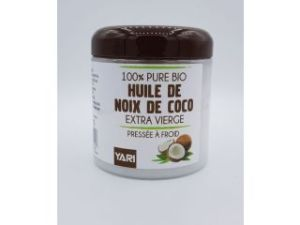 Yari 100% Extra Virgin Coconut Oil 500ml