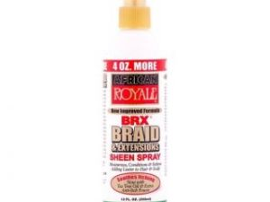 African Royale Brx Braid Sheen Spray 12oz