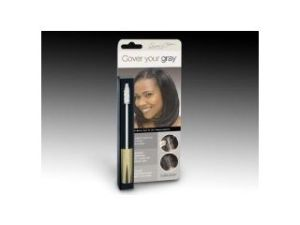 Cover Your Gray Brush-In Wand Jet Black