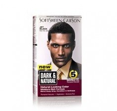 Dark & Natural Hair Color Jet Black no.31