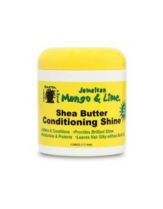 Jamaican Mango And Lime Shea Butter Conditioning Shine 177 Ml