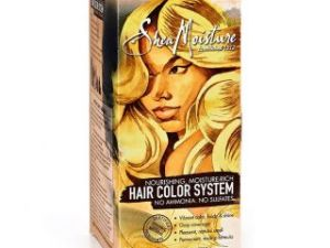 Shea Moisture Hair Color Medium Golden Blonde