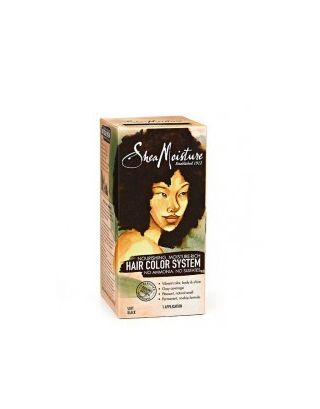 Shea Moisture Hair Color Soft Black