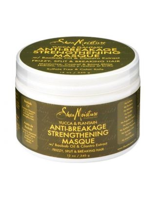 Shea Moisture Yucca & Plantain Anti-Breakage Strenthening Masque 340 G