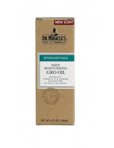 Dr. Miracle's Daily Moisturizing Gro Oil 4 oz