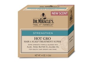 Dr. Miracle's Hot Gro Hair & Scalp Treatment Super 4 oz