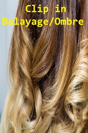The Best Human Hair Extensions In OC Clip In Halo Tape