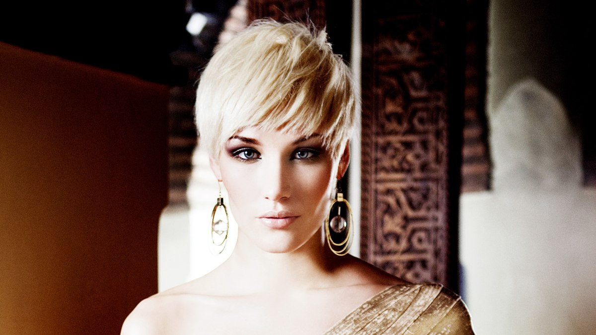 Feminine Red, Brunette And Blonde Hairstyles And