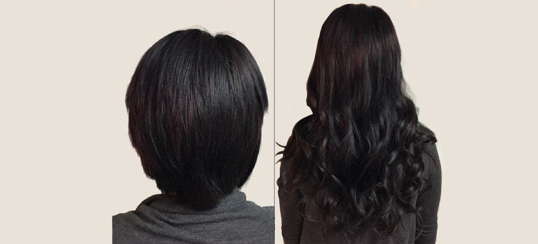 Tips For Hair Extensions In Short Hair Hair Flair Extensions Blog