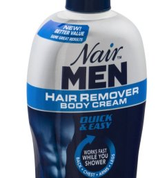 nair men hair remover body cream [ 821 x 1500 Pixel ]