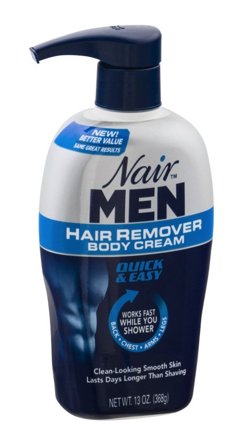 small resolution of nair men hair remover body cream