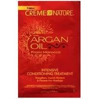 Creme of Nature Argan Oil Intensive Conditioning Treatment Sachet