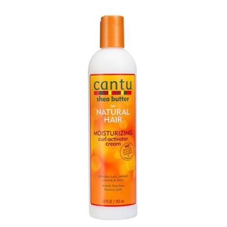 Cantu Shea Butter For Natural Hair Moisturising Curl Activator Cream 12oz