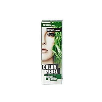 Colour Rebel Semi Permanent Hair Toner Green Dye