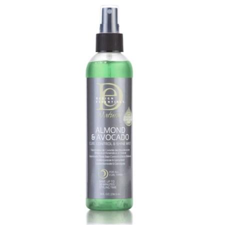 Design Essentials Almond & Avocado Curl Control & Mist 8oz