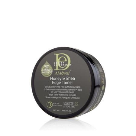 Design Essentials Almond & Avocado Honey & Shea Edge Tamer 2.3 oz