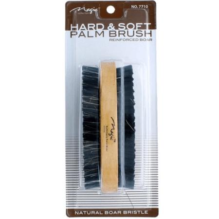 7710 Soft & Hard Palm Brush