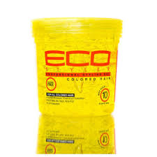 Eco Style Coloured Styling Gel