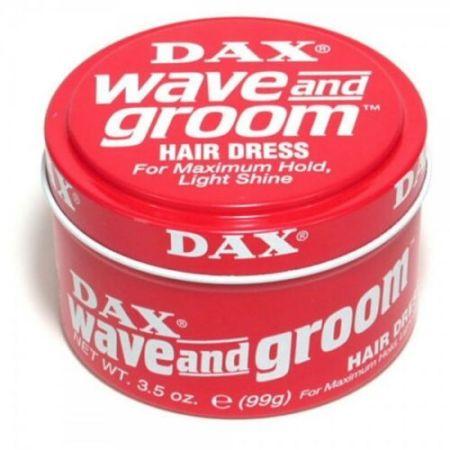 Dax Wave & Groom Pomade 3.5oz