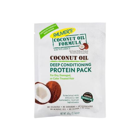 Palmers Coconut Oil Formula Deep Conditioning Protein Sachet 2.1oz