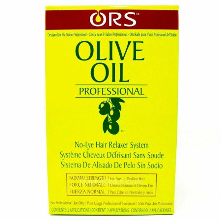 ORS Olive Oil Professional No-Lye Normal Strength 2PK Relaxer Kit