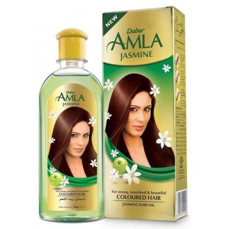 Dabur Amla Jazmin Hair Oil