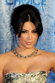 kim kardashian hair styles - olivia