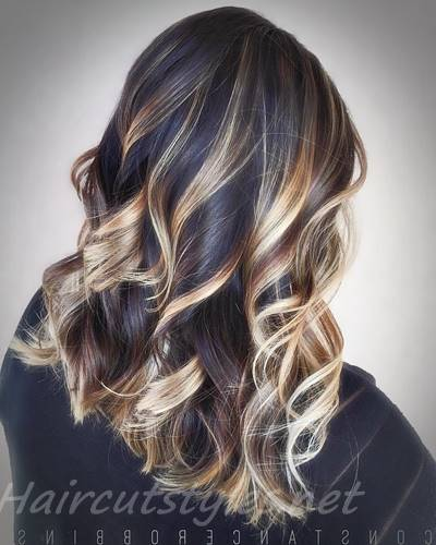 30 Black Hairstyles Highlights Hairstyles Ideas Walk The Falls