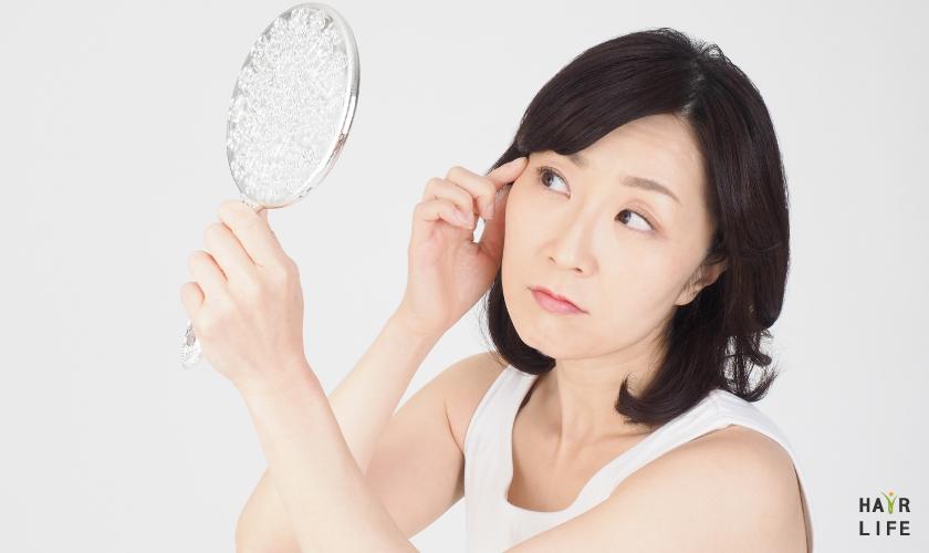 【40-50歲女性必讀】熟齡女性的掉髮原因及改善對策大總整 | 髮樂活