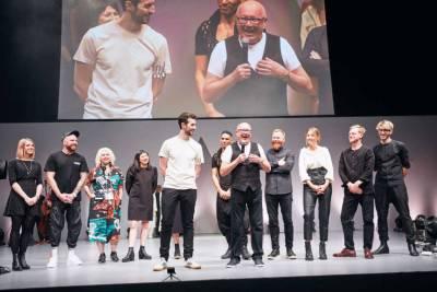 Salon International 2018 Trevor Sorbie