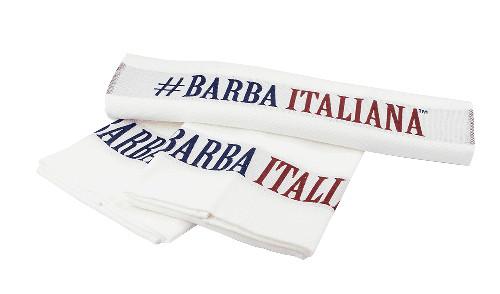 #Barba Italiana törölköző