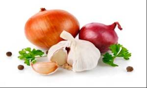 Onions-Garlic-hair-loss-baldness
