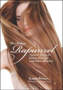 The-Modern-Rapunzel--Natural-Secrets-for-Ending-Hair-Loss-