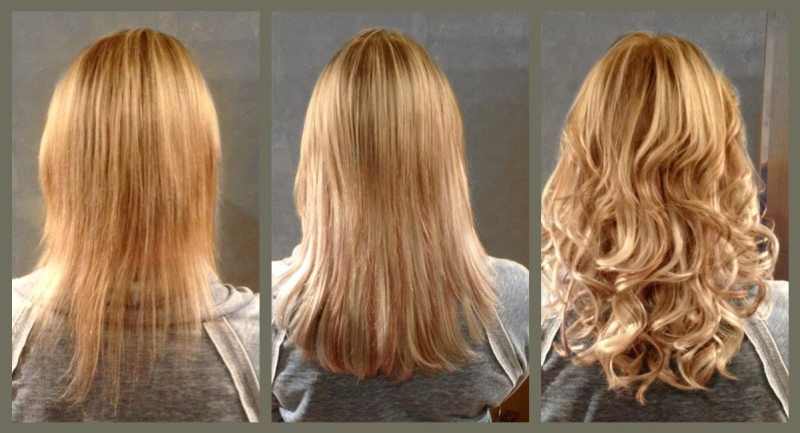 Rapture Hair Extensions Before And After Makeupsite