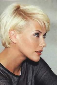 Frisuren Kurz Blond Bilder – Trendige Frisuren 2017 Foto Blog