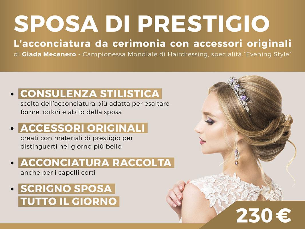 Sposa di Prestigio by Giada Mecenero