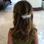 communion hairstyles ideas