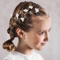 50 First Communion Hairstyles Ideas